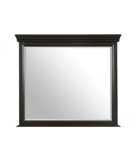 Seth Black Landscape Mirror