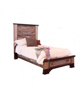 Smyrna King Size Bed