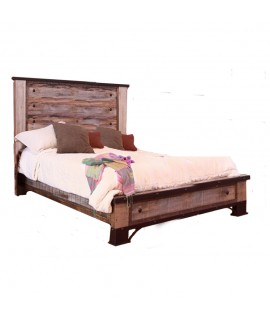 Smyrna Queen Size Bed