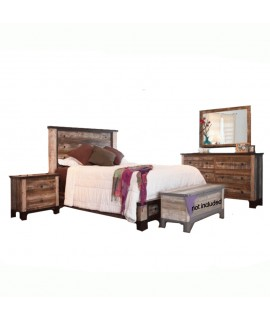 Smyrna Queen Bedroom Set