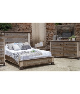 Smyrna 4pc. King Bedroom Set
