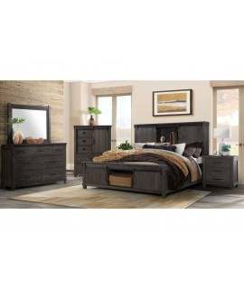 Steve Queen Bedroom Set