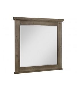 Stone Grey Landscape Mirror