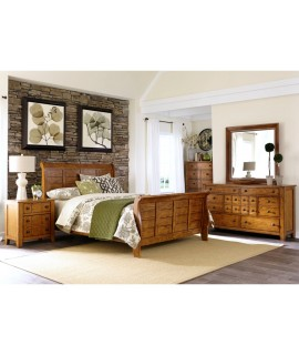 Stonewood 4pc. Queen Bedroom Set