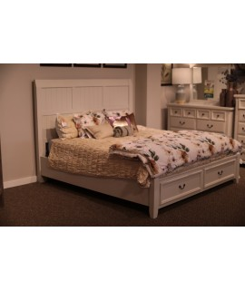 Timber Creek Queen Size Bed
