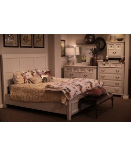 Timber Creek Queen Size Bedroom Set