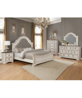 Victoria King Size Bedroom Set