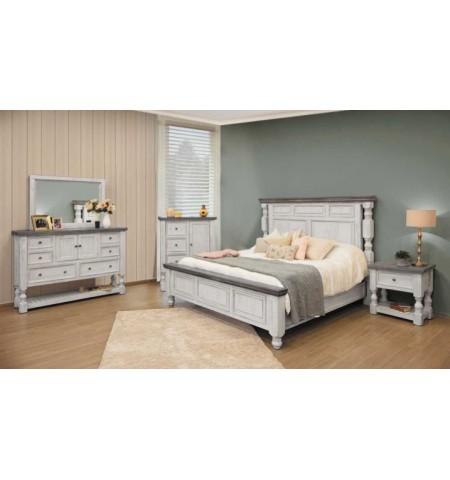 Wisteria King Size Bedroom Set