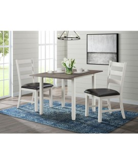 Aurora Drop Leaf Dining Set