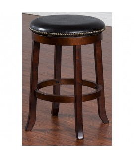 Barton Cherry Bar Stool