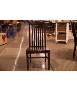 Dark Maple Side Chair