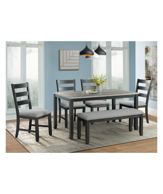 Marsden D 6pc. Dining Set