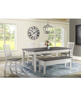Mayfield D Dining Set