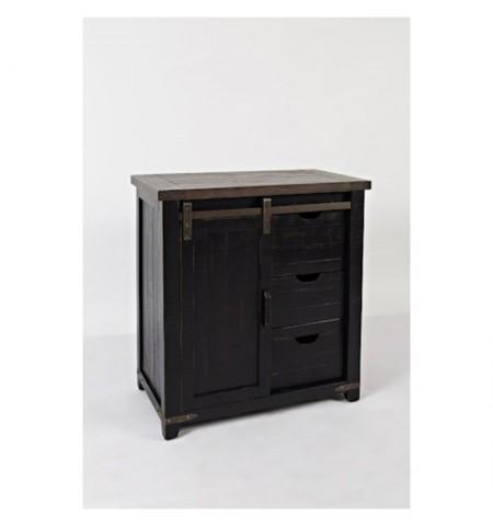 Modern Black Cabinet