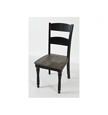 Modern Black Dining Chair