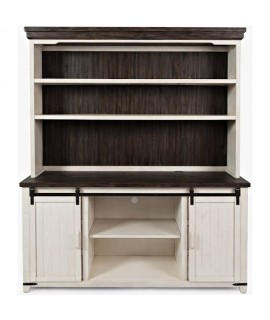 Modern Cottage Server & Hutch