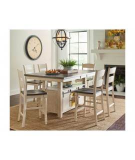 Modern Cottage 72C Dining Set