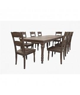 Modern Rustic 106 Dining Set