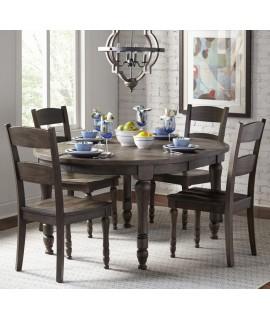 Modern Rustic 66 Dining Set