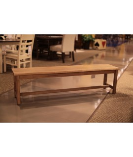 Natural Maple Bench