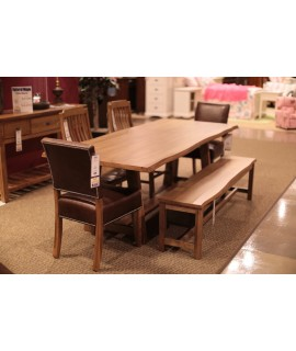 Natural Maple Dining Set