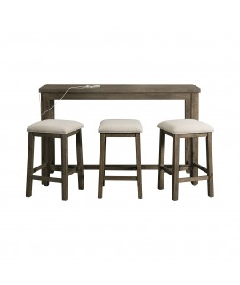 Porthouse 4pc. Bar Table Set