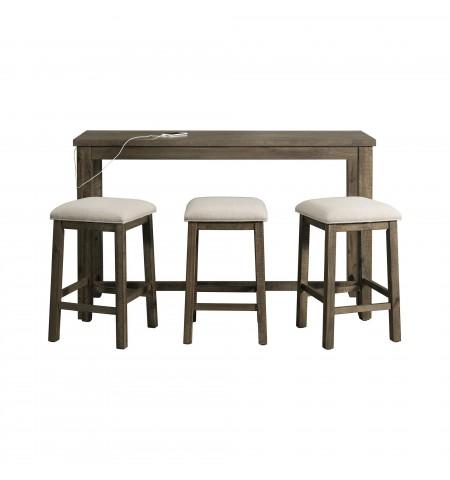 Porthouse 4pc. Bar Table Set