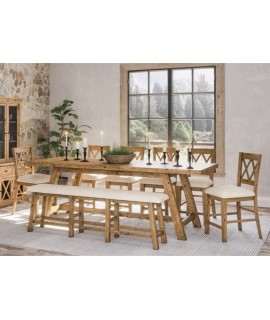 Restoration 127 Dining Set