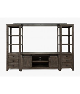 Allison Entertainment Center - Barnwood