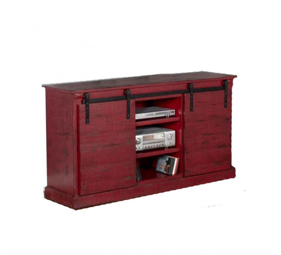 Red tv stand anmoore red tv stand geotapseo Image collections