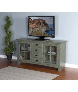 Galena Green TV Stand