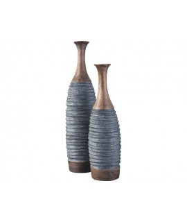 Donald 2pc. Vase Set