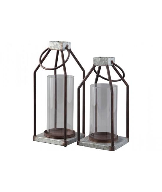 Kyle 2pc. Lantern Set
