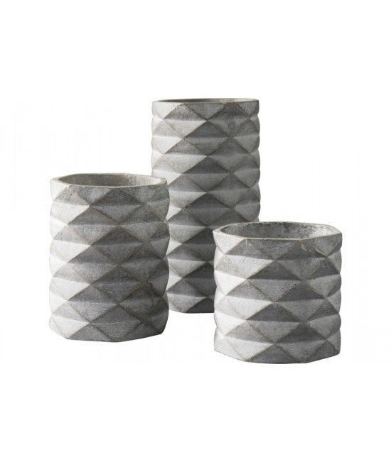 Phillip 3pc. Vase Set