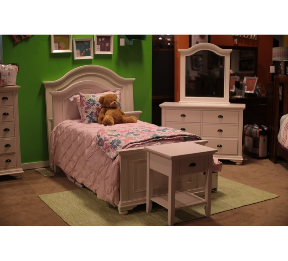 Cinderella Twin Size Bedroom Set