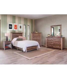 Kentwood Twin Size Bedroom Set