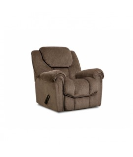 Chenille Power Recliner