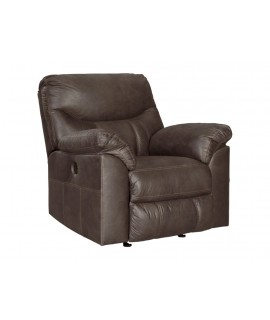 Coshocton Dark Power Recliner