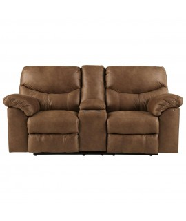 Coshocton Light Reclining Loveseat