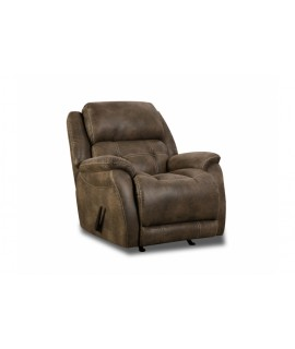 Harrison Dark Recliner
