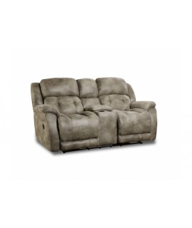 Harrison Light Reclining Loveseat