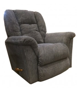 Paxton Blue Recliner