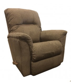 Tucker Brown Recliner