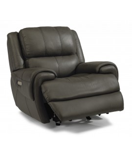 Nance Dark Power Recliner