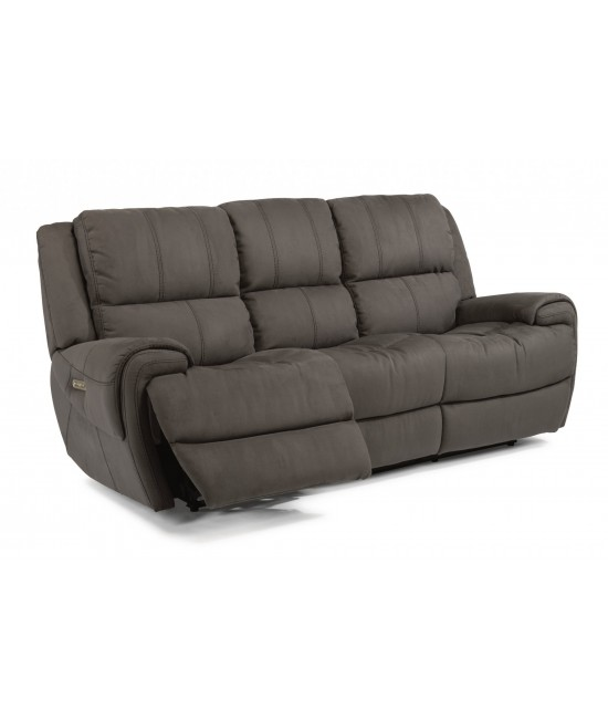 Nance Gray Power Reclining Sofa