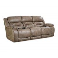Riverdale Light Power Reclining Sofa