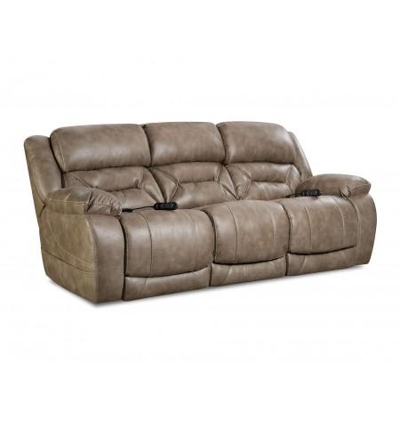 Riverdale Light Power Reclining Sofa