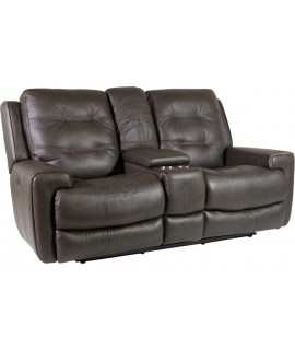 Wicklow Power Reclining Loveseat