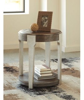 Benzington End Table