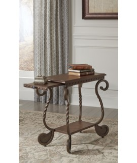 Raffin Chair Side Table